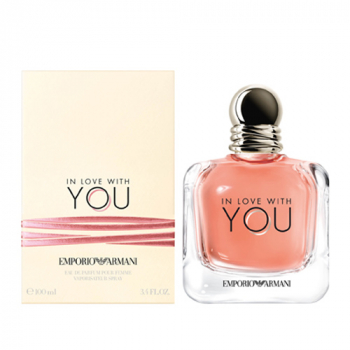 Giorgio Armani Emporio Armani In Love With You Парфюмированная вода 100 ml - фото_2