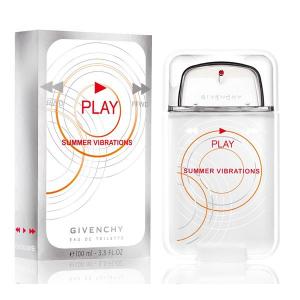 Givenchy Play Summer Vibrations Туалетная вода 100 ml