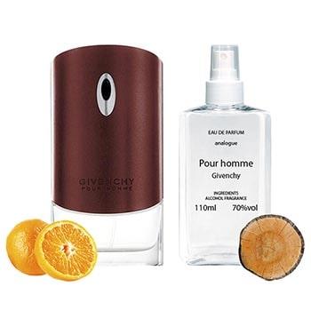Givenchy Pour Homme Парфюмированная вода 110 ml