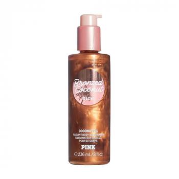 Victoria's Secret Pink Bronzed Coconut Бронзатор 236 ml - фото_4