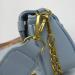 Сумка Louis Vuitton New Wave Multi Pochette Blue Sky Голубая 7075 - фото_5