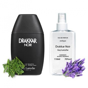 Guy Laroche Drakkar Noir Парфюмированная вода 110 ml