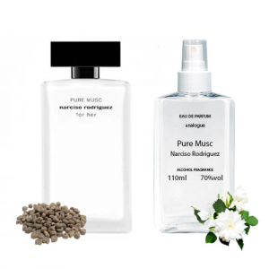 Narciso Rodriguez For Her Pure Musc Парфюмированная вода 110 ml