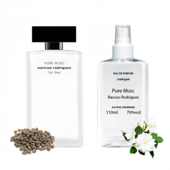 Narciso Rodriguez For Her Pure Musc Парфюмированная вода 110 ml - фото