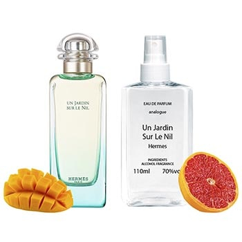 Hermes Un Jardin Sur Le Nil Парфюмированная вода 110 ml
