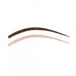 Kiko Milano Holiday Gems Lasting Duo Eye Pencil Карандаш для глаз 01 Shimmering Taupe & Coffee - фото