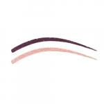Kiko Milano Holiday Gems Lasting Duo Eye Pencil Карандаш для глаз 02 Sparkling Bubblegum & Plum - фото