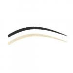 Kiko Milano Holiday Gems Lasting Duo Eye Pencil Карандаш для глаз 04 Dazzling Champange & Black - фото