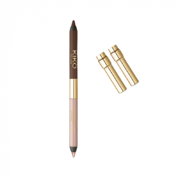 Kiko Milano Holiday Gems Lasting Duo Eye Pencil Карандаш для глаз - фото_2