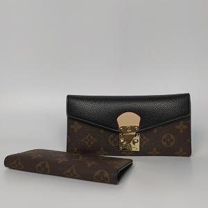 Гаманець Louis Vuitton Emilie Чорний 8654