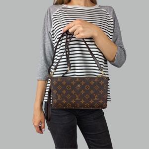 Сумка Louis Vuitton M Коричневая