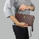 Сумка Louis Vuitton M Клетка  - фото