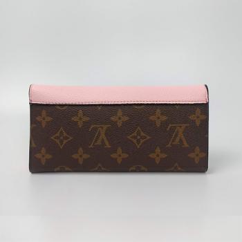 Кошелек Louis Vuitton Emilie Розовый 8654 - фото_3
