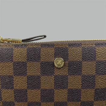 Кошелек Louis Vuitton S Клетка - фото_4