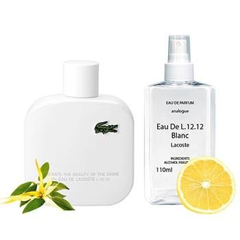 Lacoste L.12.12 Blanc Парфюмированная вода 110 ml