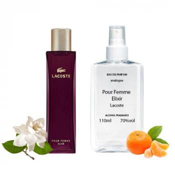 Lacoste Pour Femme Elixir Парфюмированная вода 110 ml - фото
