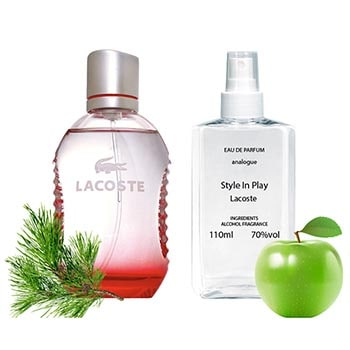 Lacoste Style In Play Парфюмированная вода 110 ml