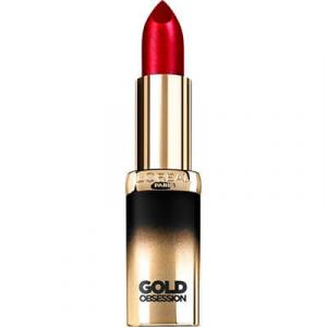 L'Oreal Paris Color Riche Gold Obsession тон Ruby Gold Original