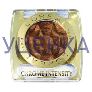 L`Oreal Paris Chrome Intensity Тени для век