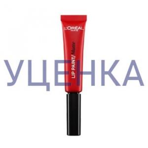 L'Oreal Paris Lip Paint Matte Блеск для губ тон 204 Original Уценка