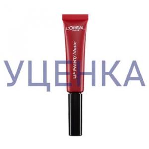 L'Oreal Paris Lip Paint Matte Блеск для губ тон 205 Original Уценка