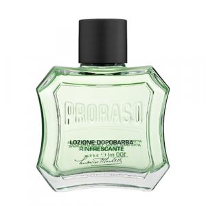 Proraso Green After Shave Lotion Лосьон после бритья с ментолом и эвкалиптом