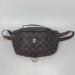 Поясная сумка Louis Vuitton Bumbag Monogram Клетка, коричневая 2196 - фото_2