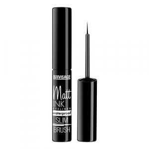 Luxvisage Matt Ink Waterproof Eyeliner Подводка для глаз