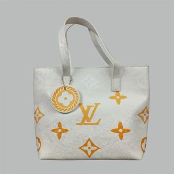 Сумка Louis Vuitton Onthego Белая 7272 - фото_2