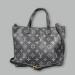 Сумка Louis Vuitton Canvas Monogram Черная - фото_2