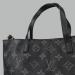 Сумка Louis Vuitton Canvas Monogram Черная - фото_3