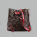 Сумка-рюкзак Louis Vuitton Neonoe Mini Красная 7082 - фото_2