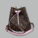 Сумка-рюкзак Louis Vuitton Neonoe Розовый - фото_2