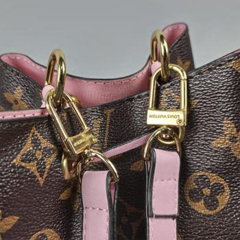 Сумка-рюкзак Louis Vuitton Neonoe Розовый - фото_3