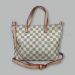 Сумка Louis Vuitton Damier Белая, клетка Azur - фото_2