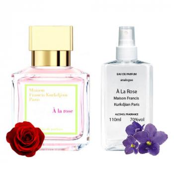 Maison Francis Kurkdjian À La Rose Парфюмированная вода 110 ml