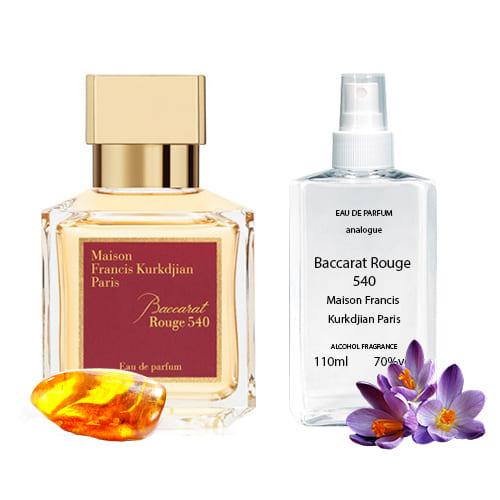 Maison Francis Kurkdjian Paris Baccarat Rouge 540 парфюмированная