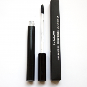 MAC Vamplify Lipgloss блеск для губ А42 Hyun black Уценка
