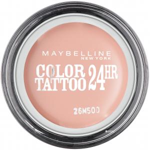 Maybelline EyeStudio Color Tattoo 24H гелевые крем-тени оттенок 65 Original