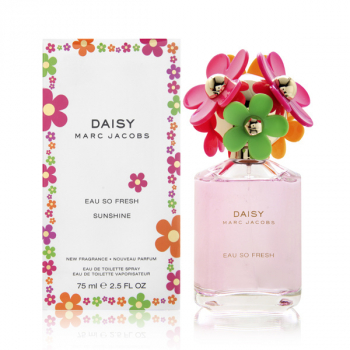 Marc Jacobs Daisy Eau So Fresh Sunshine Парфюмированная вода 100 ml