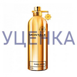 Montale Pure Gold Парфюмированная вода 100 ml Уценка