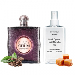 Yves Saint Laurent Black Opium Nuit Blanche Парфумована вода 110 ml