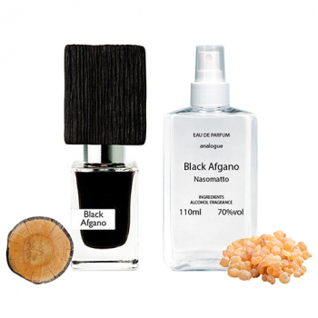 Nasomatto Black Afgano 110ml