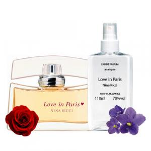 Nina Ricci Love in Paris Парфюмированная вода 110 ml