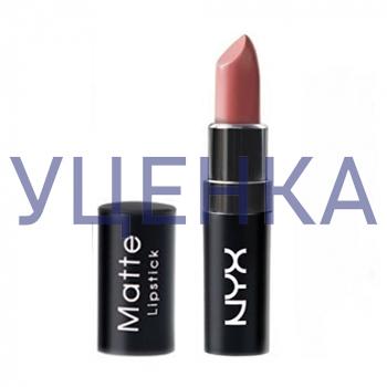 NYX Matte Lipstick Помада для губ Уценка
