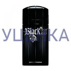 Paco Rabanne Black XS Туалетная вода 100 ml Уценка