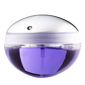Paco Rabanne Ultraviolet  For Woman Парфюмированная вода 80 ml