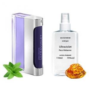 Paco Rabanne Ultraviolet Парфюмированная вода 110 ml