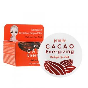 Petitfee&Koelf Cacao Energizing Патчи для глаз с экстрактом какао