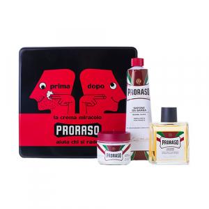 Proraso Vintage Selection Primadopo Подарочный набор с  3-х предметов